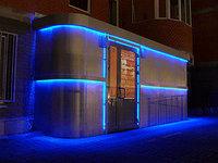 Профиля для светодиодных лент,  светодиодные профиля ЛСС Профиля алюминиевые, анодированные, цвет - серебро, фото 9