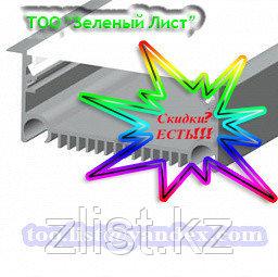 LED Светодиодный профиль ЛСВ 70 Профиль алюминиевый, анодированный, цвет - серебро