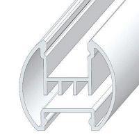 Светодиодный профиль ЛСК Профиль алюминиевый, анодированный, цвет - серебро, фото 2