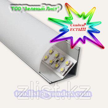 LED-профиль угловой УП2