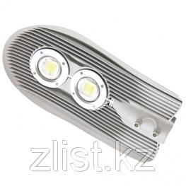 Светодиодный консольный светильник led СКУ 100 w Серый или черный корпус.   100W 6000K 10 000 Lm