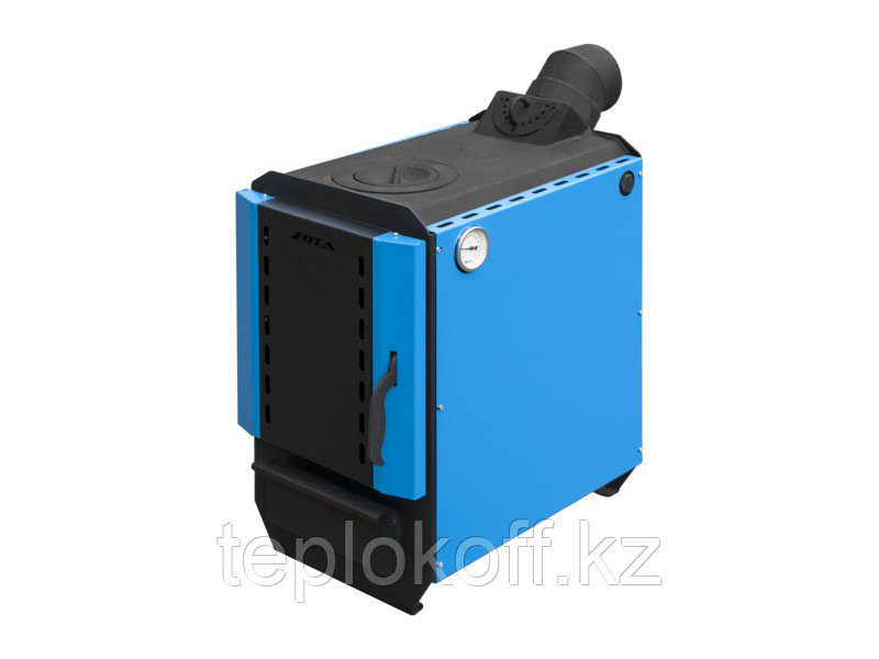 Котел твердотопливный ZOTA Box-8