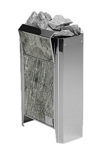 Печь для бани электрическая Kristina Classic Stone талькокварцит 12 кВт Политех