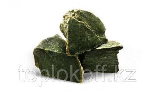 Камень для бани Нефрит колото-пиленый, 10 кг, ведро