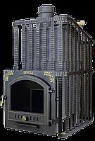 Печь банная чугунная Гефест Гроза Ураган 24ПС