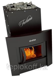 Печь для бани Grill'D Fortuna 200 window black