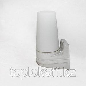 Светильник для бани/сауны Маяк-мини, белый, влагозащищенный, термостойкий