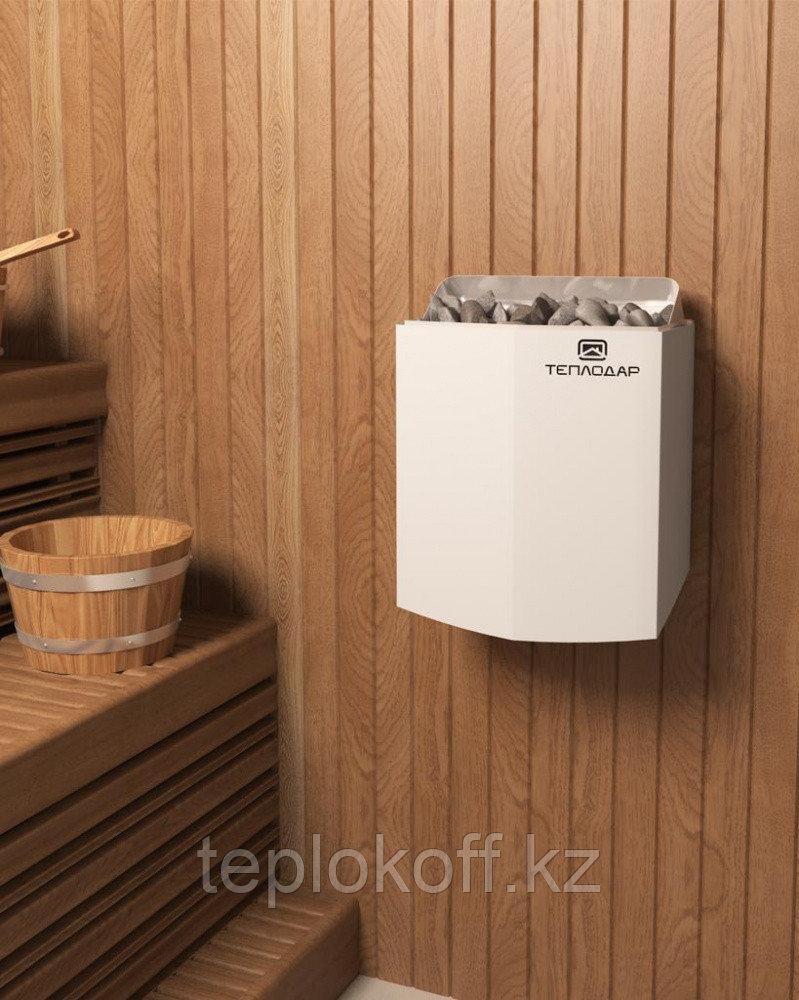 Печь для бани электрическая Теплодар SteamSib-1 настенная 3,4 кВт