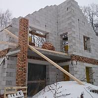 Из чего построить дом — газоблок