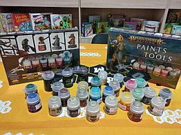 АКСЕССУАРЫ ВАРХАММЕР: Баночка с краской: Песок Талларна (Paint Pot: Tallarn Sand)