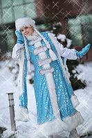 Костюм Снегурочки. Холодная, прекрасная боярышня