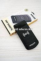 Портативное зарядное устройство с функцией беспроводной зарядки телефо Demaco (PowerBank) 10000 mAh Черный
