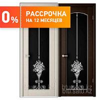 Межкомнатная дверь Верона (остеклённое)