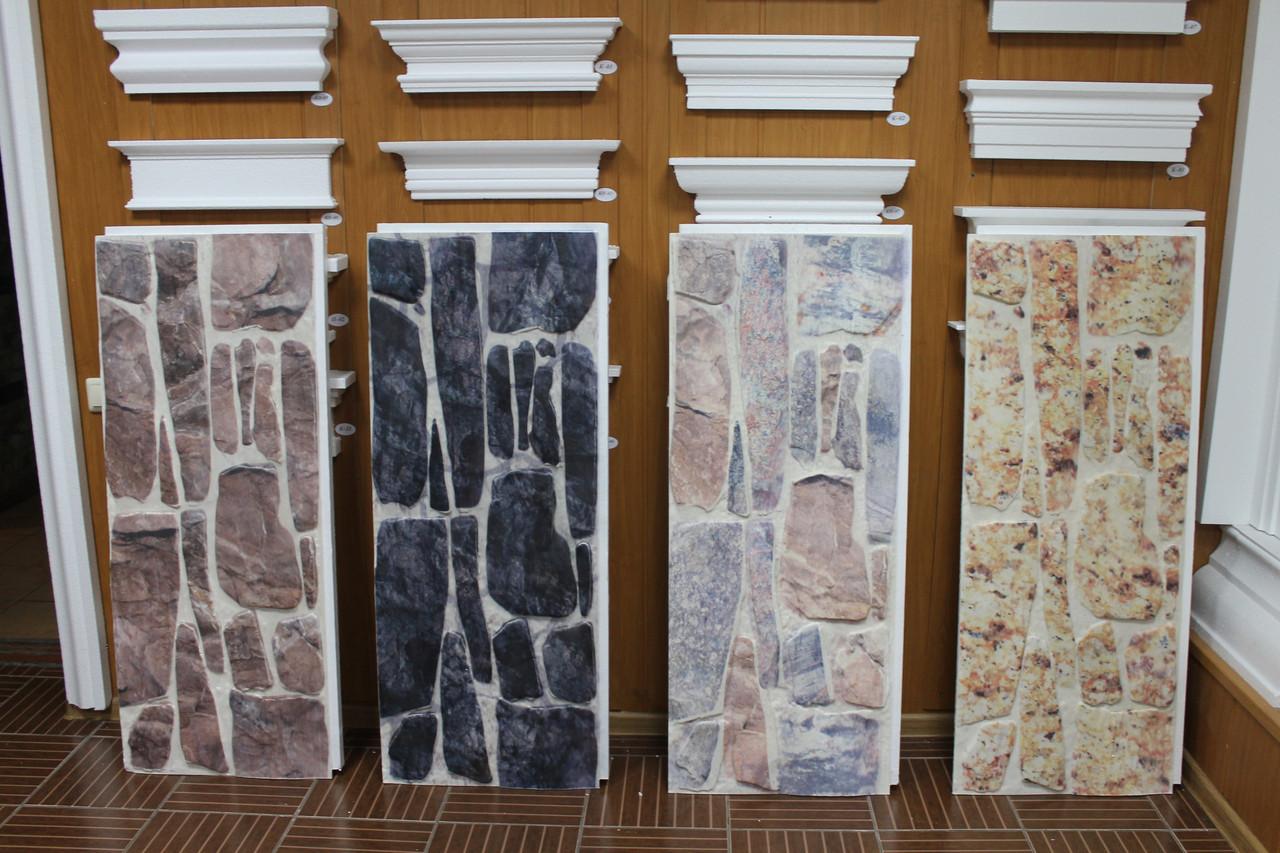Фасадные панели для декора стен
