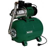 Автоматическая насосная установка поддержания давления Wilo HMC 604 (самовсасывание до 8 метров)