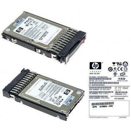 "HP 600GB 10K SAS 6G 2,5 ""DP HDD P/N 693569-003, фото 2"