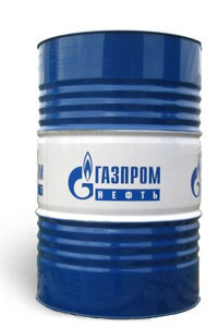Масло моторное Газпром Super 15W-40 бочка 205 л.