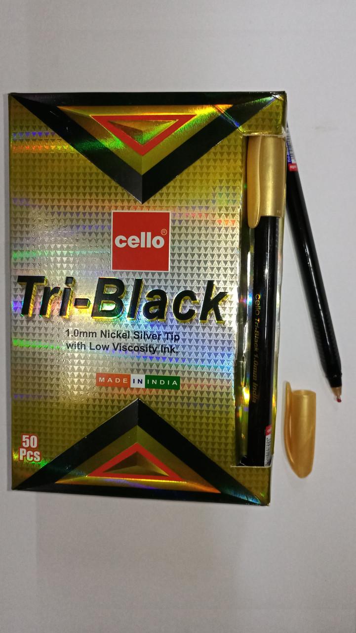 Ручка Tri-Black