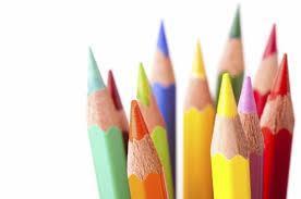 Цветные карандаши