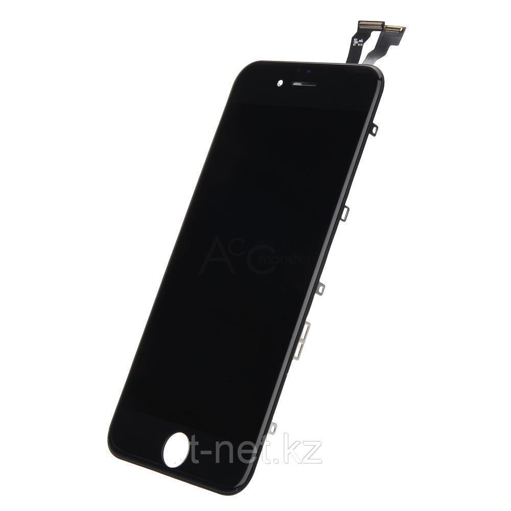 Дисплей Apple iPhone 6G с сенсором, (ОРИГИНАЛ) цвет черный