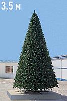 """Большая искусственная новогодняя елка для помещений """"Симфония"""" - 3,5 метра"""