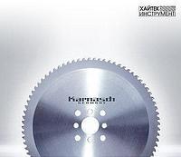 Диск пильный Karnasch по стали и рельсам, 350х4,3х50 60TF