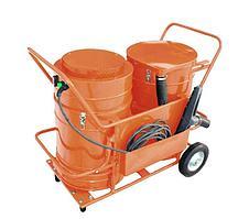 Устройство пылеудаления для шлифовальных станков и машин по бетону PPS-2