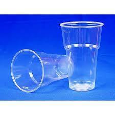 Стакан пластиковый одноразовый 500 мл, фото 2