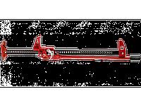 Домкрат ЗУБР реечный, механический, 3т, 153-700мм