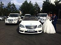 Мерседесы S Class W221 Рестайлинг на свадьбу, фото 1