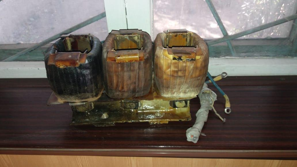 Ремонт катушек и тормозных систем грузоподъемных механизмов