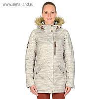 Куртка Stayer женская, цвет: серый, размер: 50-176 FW17