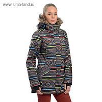 Куртка Stayer женская, цвет мультиколор, размер 42-164 FW17