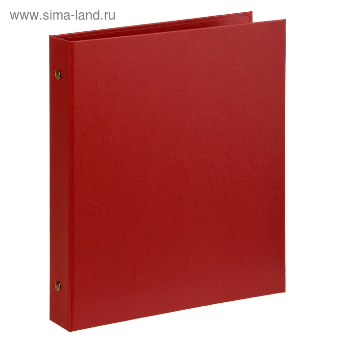 Альбом (кляссер) для марок «Стандарт», 230x270 мм с комплектом листов, бумвинил - фото 2