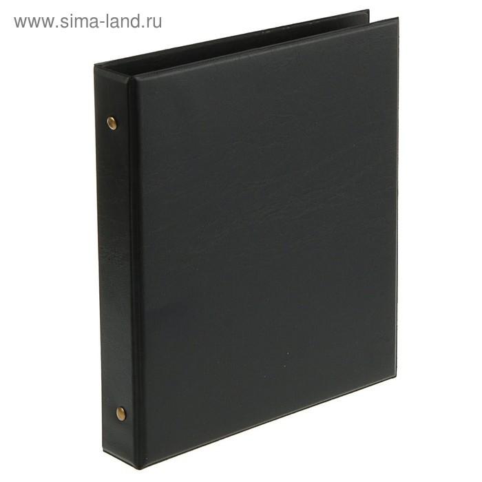 Альбом (кляссер) для марок «Коллекция», 230x270 мм, Optima с комплектом листов, обложка ПВХ - фото 1