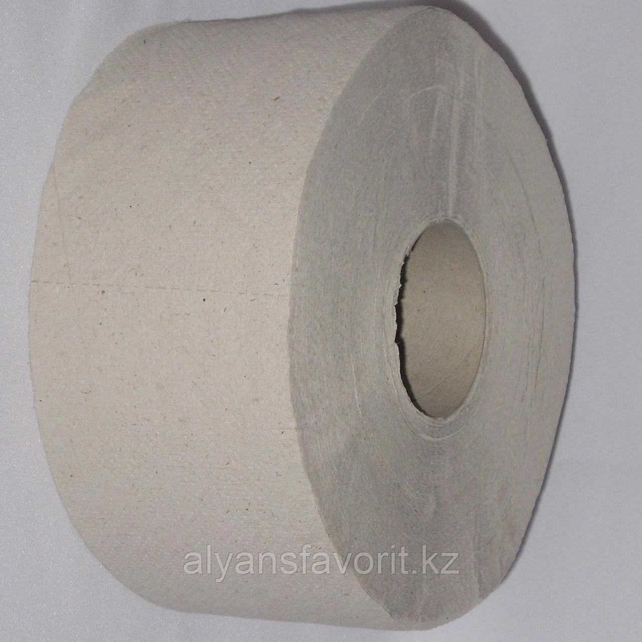 Туалетная бумага Jambo 150 м, однослойная 12 рул. в упаковке.
