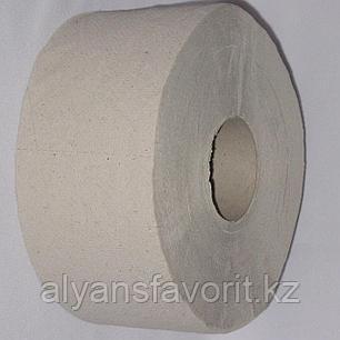 Туалетная бумага Jambo 150 м, однослойная 12 рул. в упаковке., фото 2