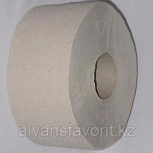 Туалетная бумага Jumbo (Джамбо) 150 м. однослойная (Казахстан), фото 2