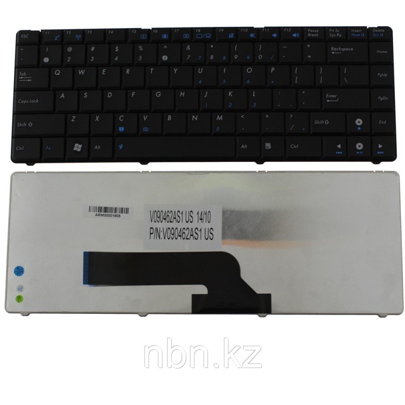 Клавиатура Asus K40 / K40AB / K40AC / K40AD / K40AF / K40AN ENG