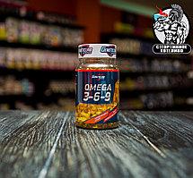 """Полиненасыщенные жирные кислоты от Geneticlab """"Omega 3-6-9"""" 90капс"""