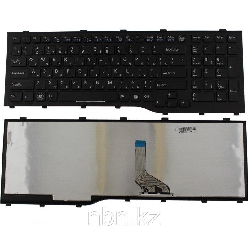 Клавиатура Fujitsu LifeBook A532 / AH532 / NH532 RU С Рамкой