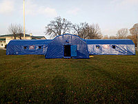 Палаточный комплекс МЧС 21х21х3.4м, фото 1