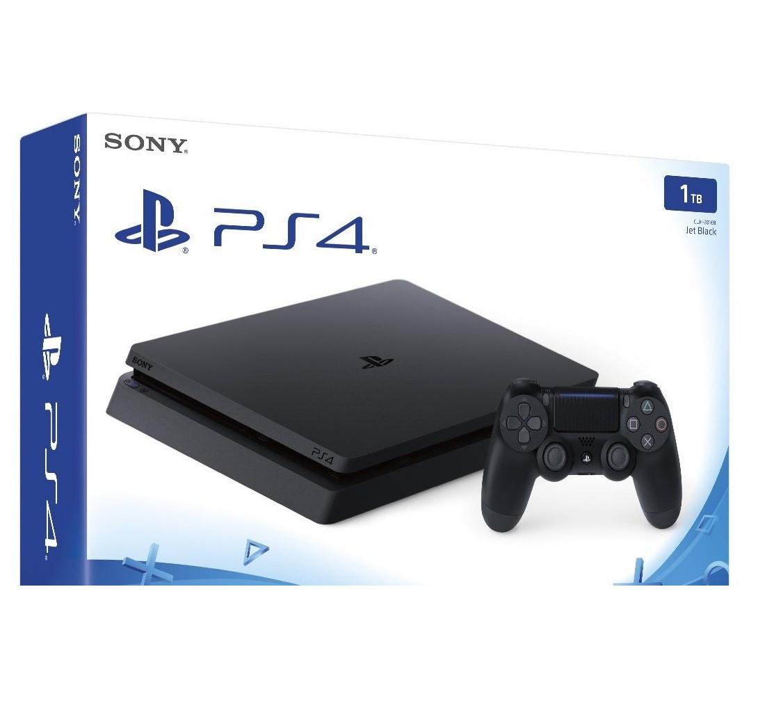 Приставка игровая PlayStation 4 Slim 1 TB