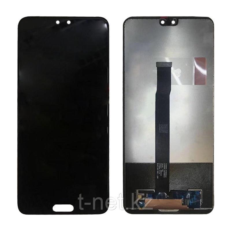 Дисплей Huawei P20 EML-L29  с сенсором, цвет черный