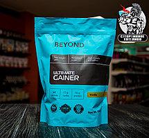 """Гейнер на быстрых углеводах от Beyond """"Ultimate Gainer"""" 1000гр/10порций Клубника"""