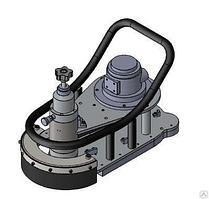 Кантофрезер пневматический на водяной подушке, 2 кВт