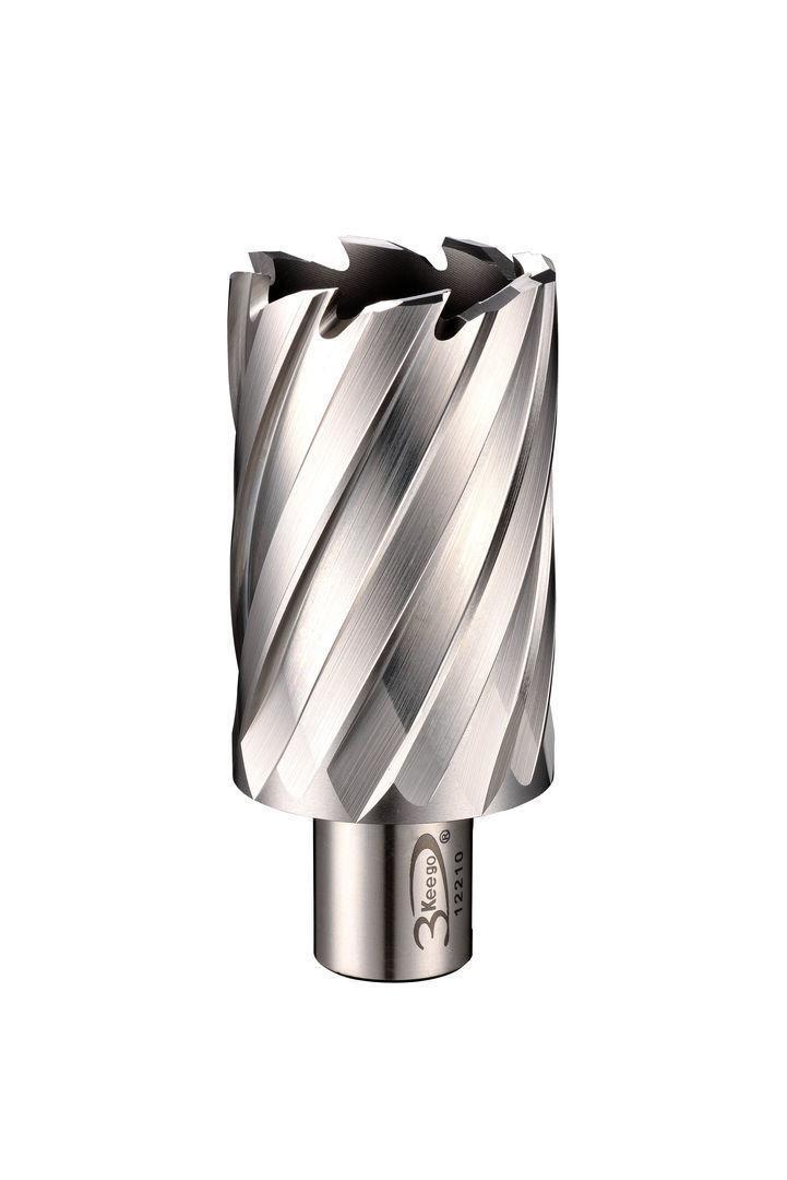 Кольцевая фреза по металлу 3Keego 19х55