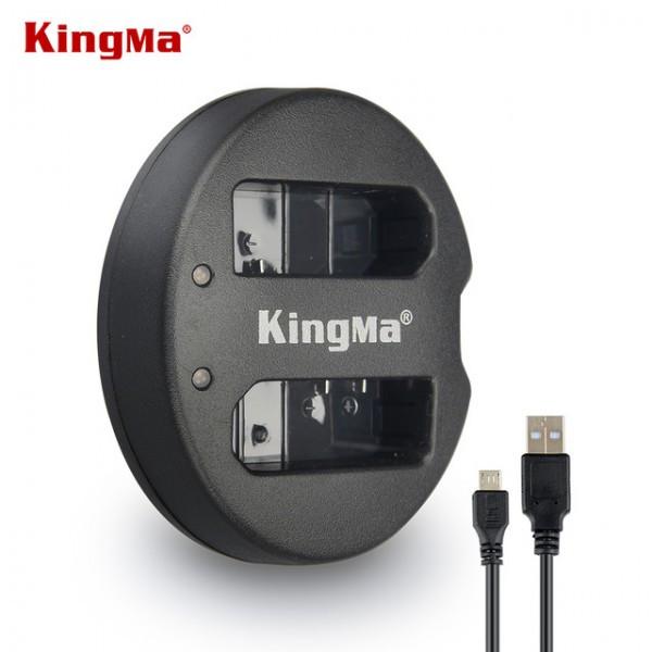 NP-FZ100 - Двойное зарядное устройство KingMa для Sony