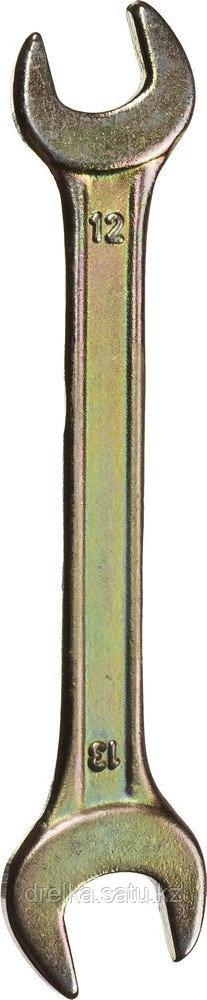 Рожковые гаечные ключи, DEXX