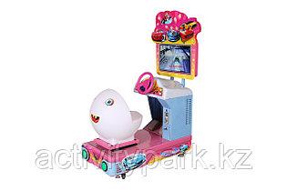 Игровой автомат - 3D flying car